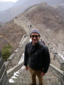 Cotter on Great Wall